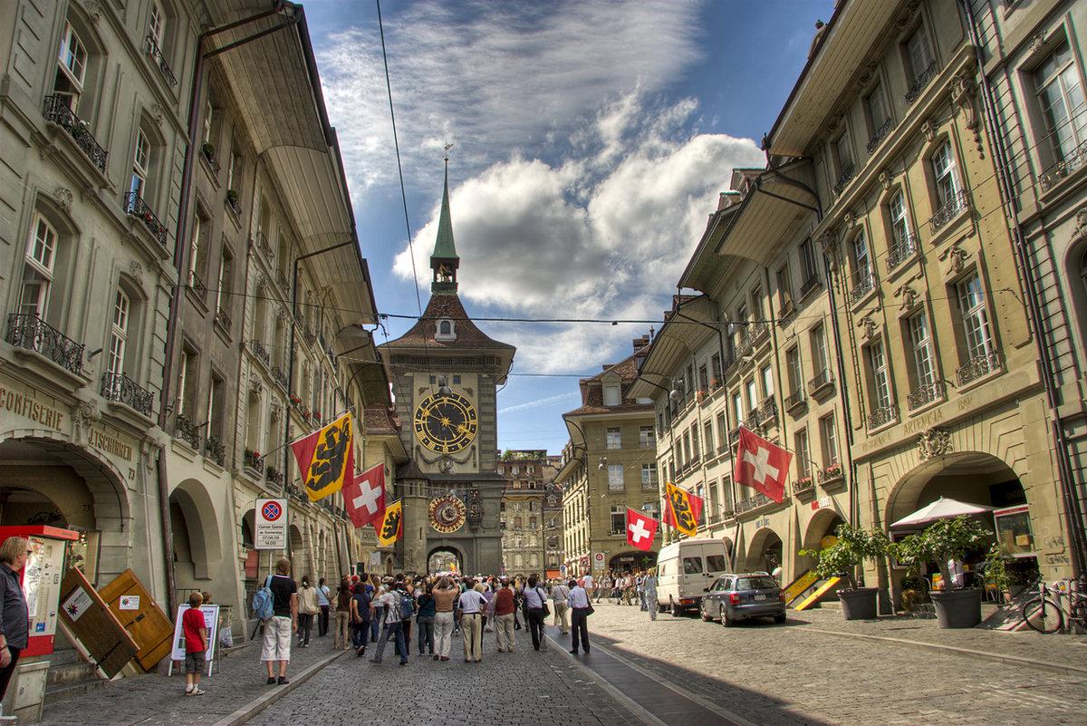 Руководство по банковскому делу в Швейцарии