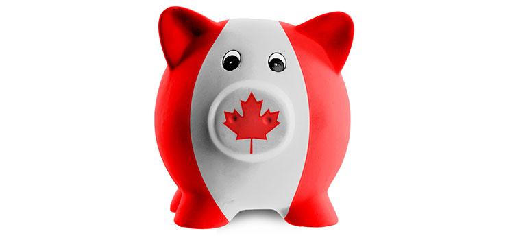 открытия счета в банке Канады