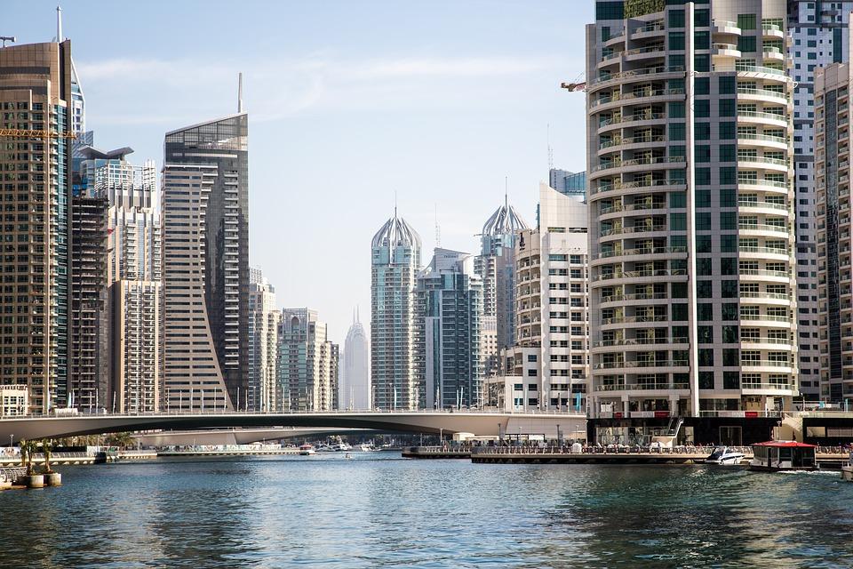 для открытия банковского счета в Дубае