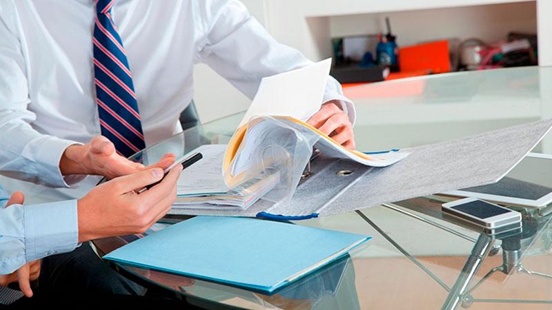 документы на банковский счет