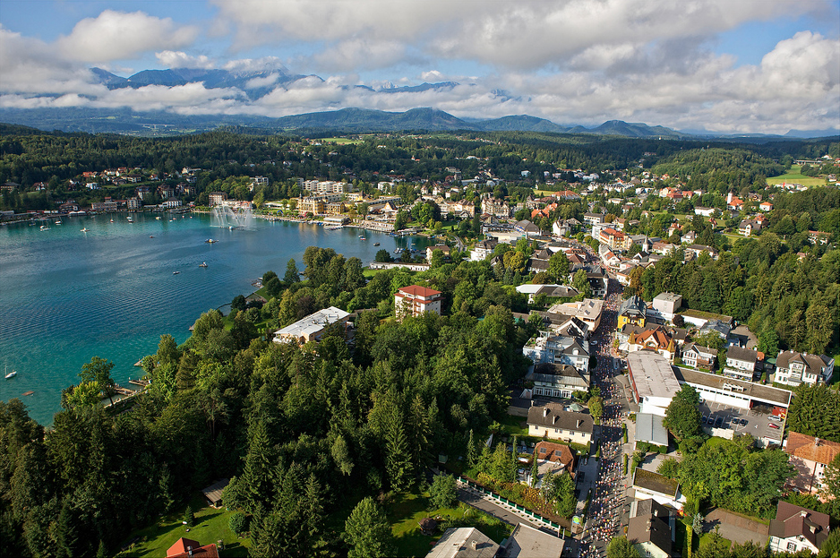 Купить отельный комплекс в Каринтии на 4 звезды: первая линия озера (Австрия) — от 3 650 000 EUR