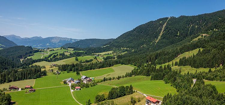Купить отель на 4 звезды в идиллической долине Ламмерталя (Австрия) — от 899 000 EUR