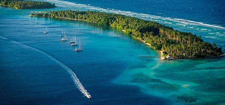 Маршалловы острова признаны ОЭСР, ЕС, FATF