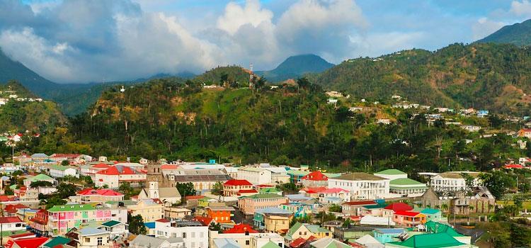 Счет В Банке Доминики