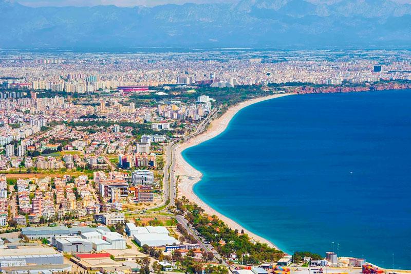 Получение ВНЖ и гражданства в Турции: Покупка недвижимости в Анталии