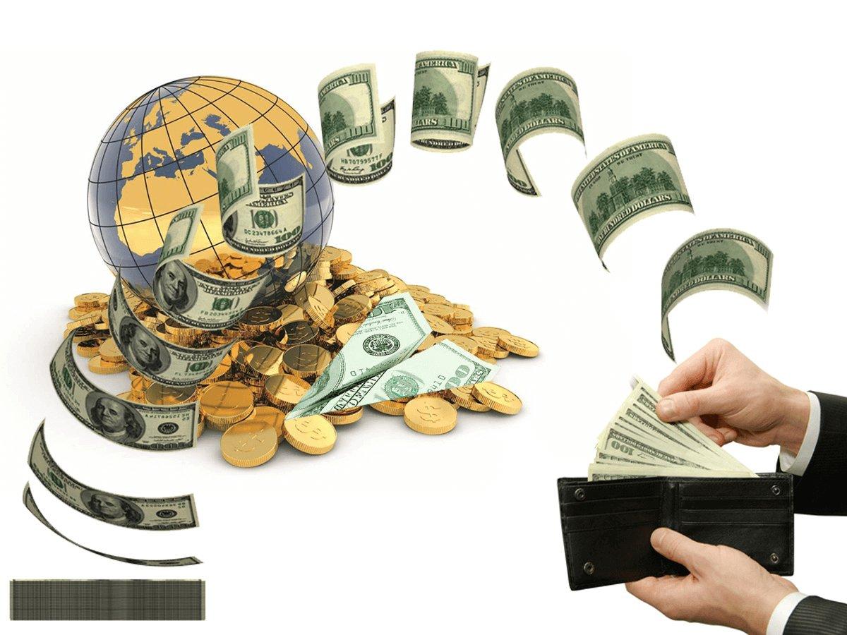 денежные переводы за рубеж