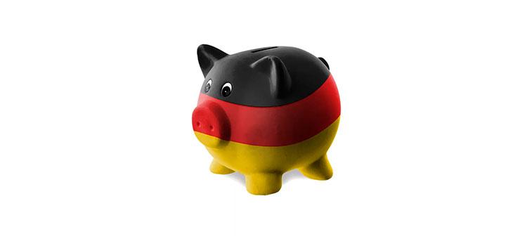 счёт в в Германии, в том числе удалённо