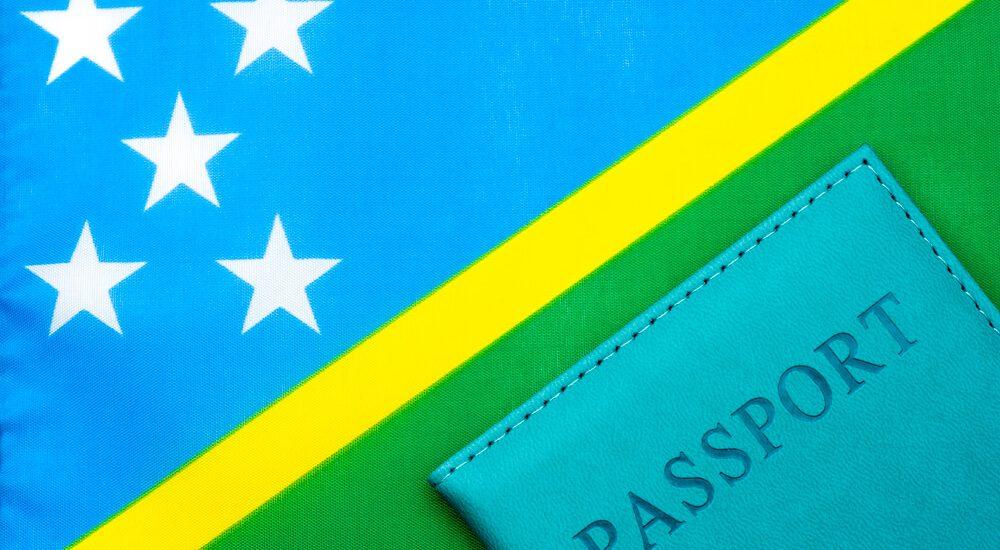 второе гражданство Соломоновых островов