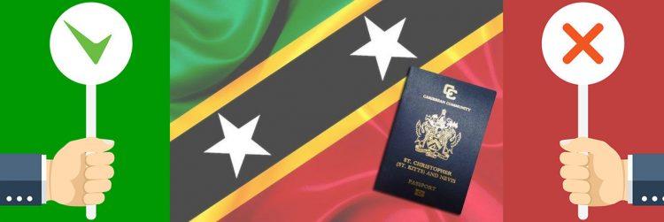 Хотите получить второй паспорт в 2020 году? Читайте дальше, чтобы выяснить, подходит ли и гражданство Сент-Китс и Невис за деньги для достижения ваших целей