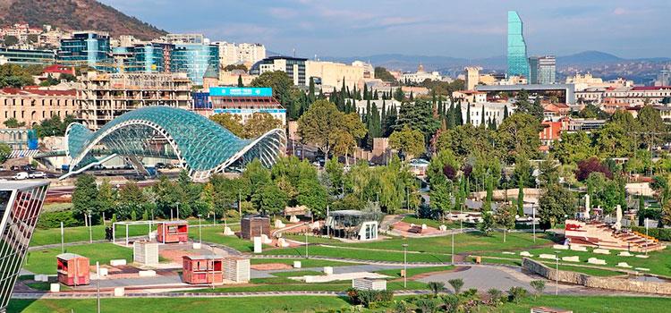 Стоимость жизни в Тбилиси и Батуми (Грузия) в 2020