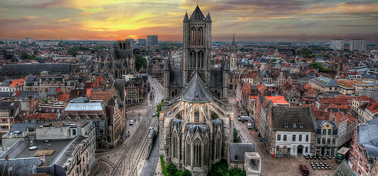 Как получить шенгенскую визу в Бельгию?
