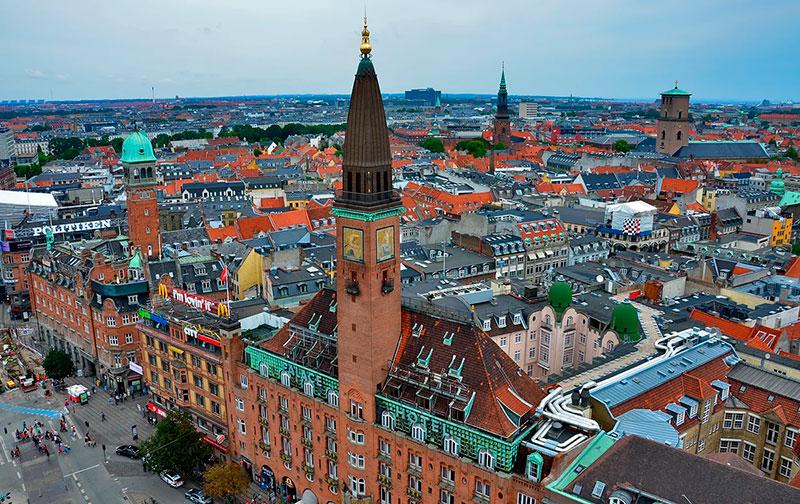 получения шенгенской визы в Данию