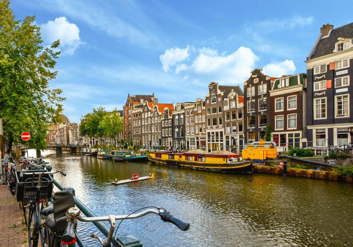 Голландия для развития стартапа