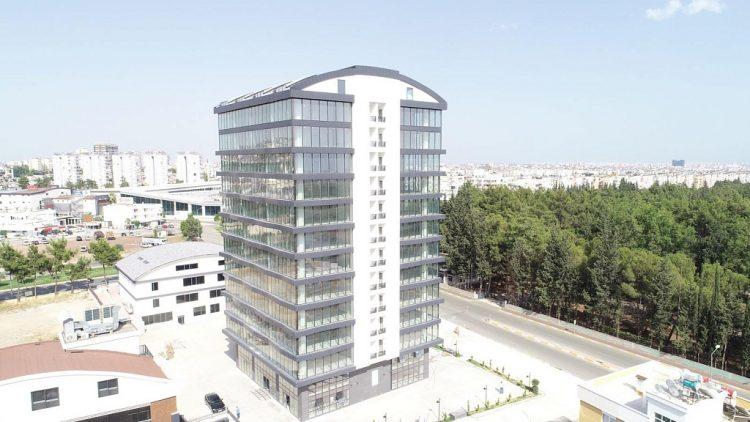 бизнес центр в Анталии