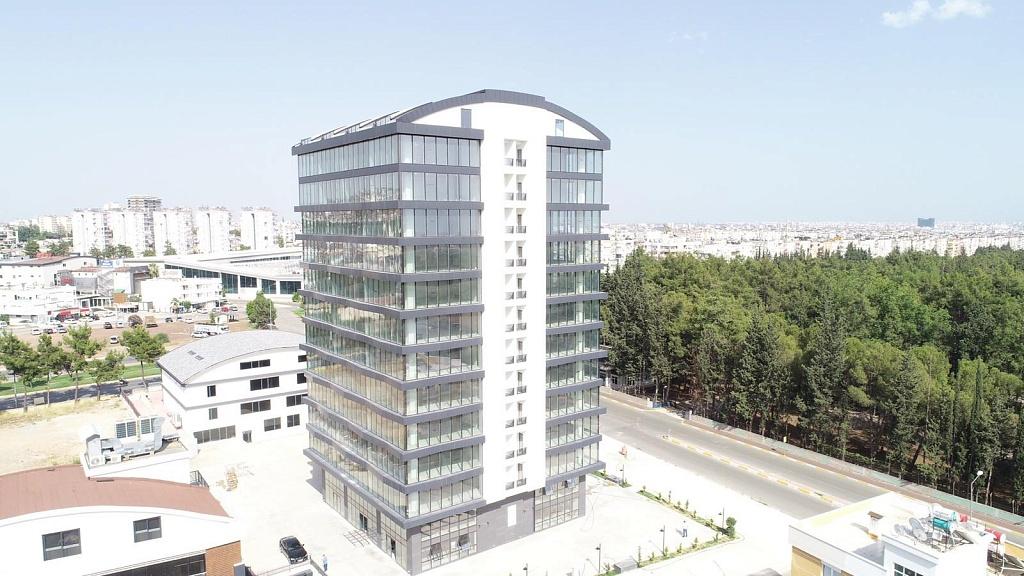 приобретения бизнес-центра в Анталии