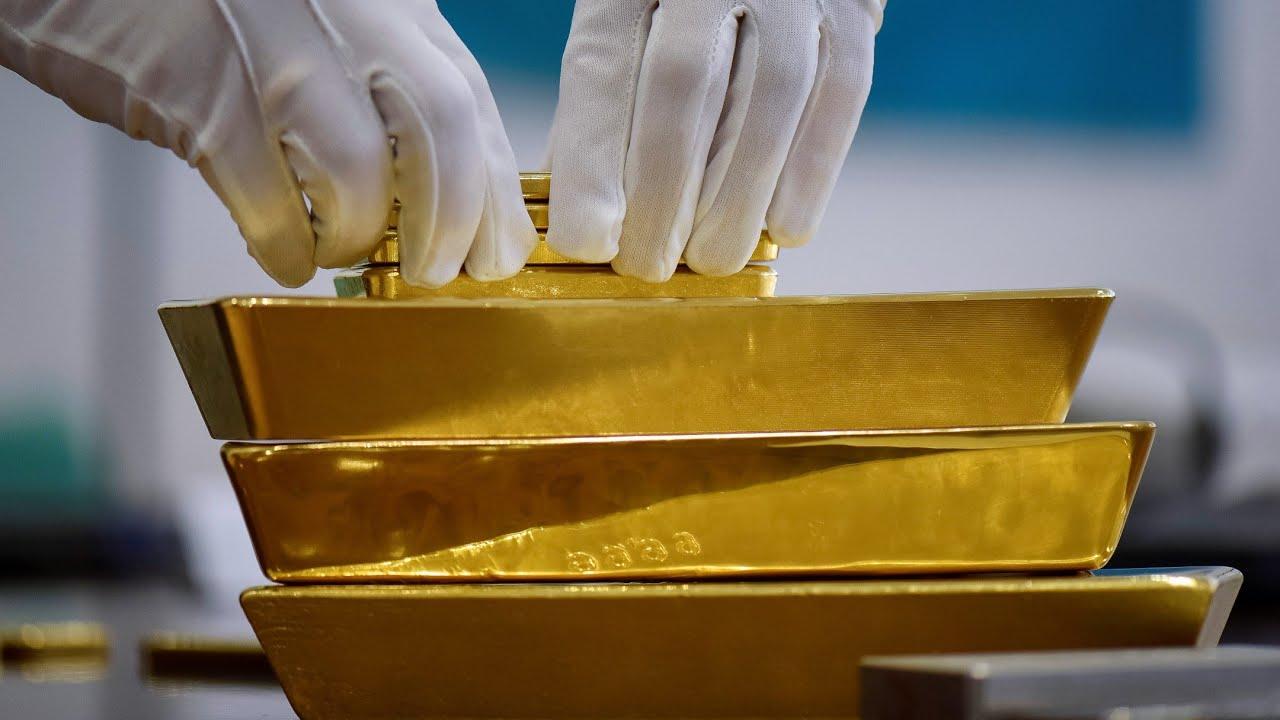 Золото остаётся защитным активом