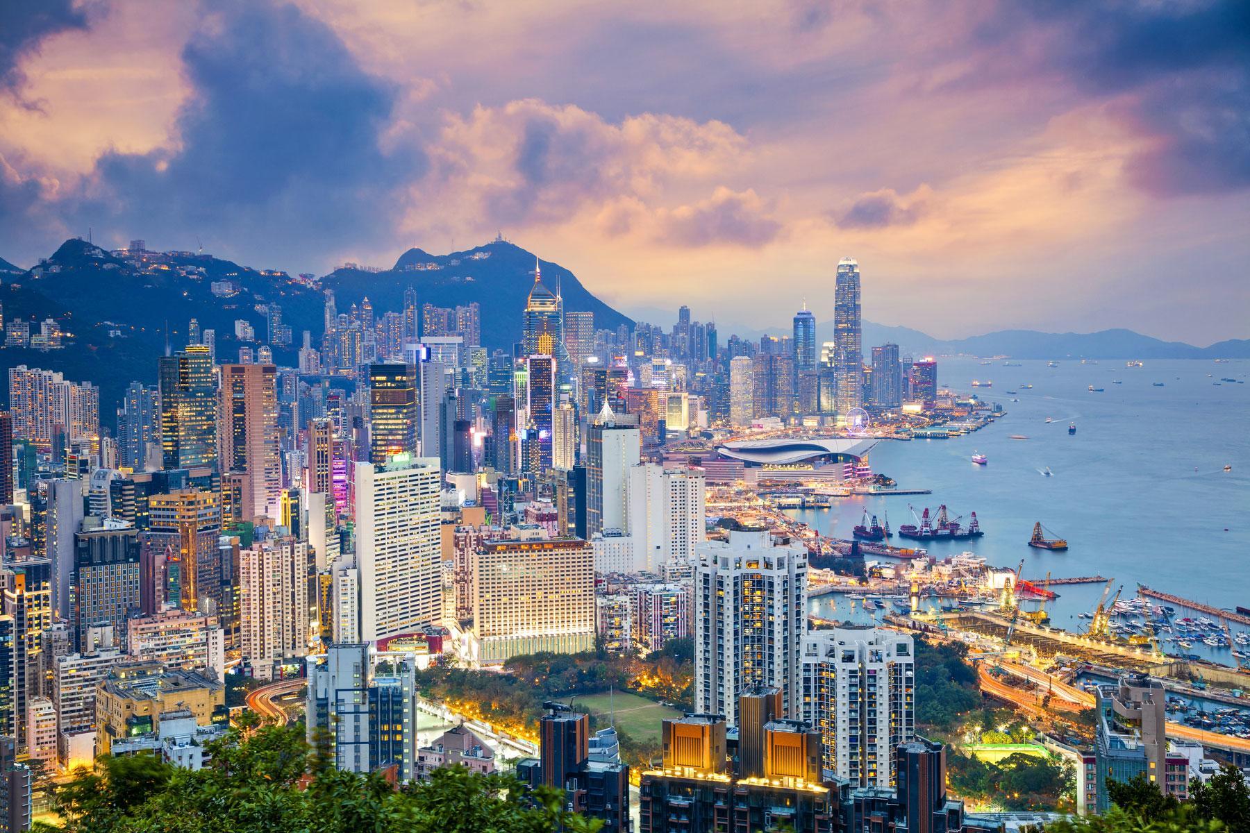 Гонконг в рейтинге самых свободных экономик