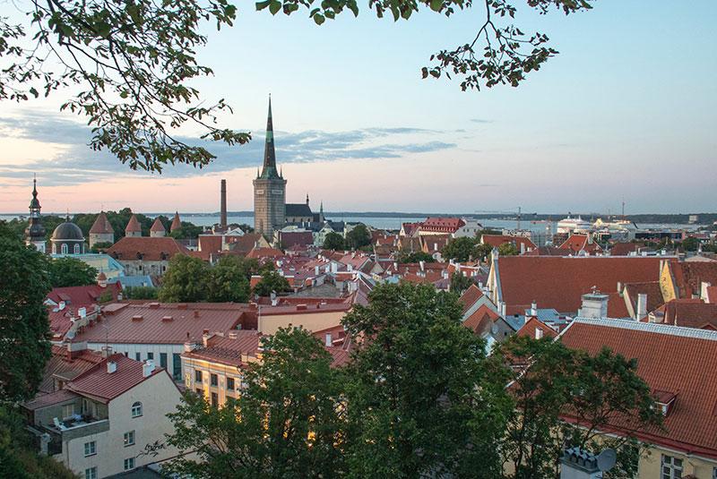 арегистрировать компанию в Эстонии