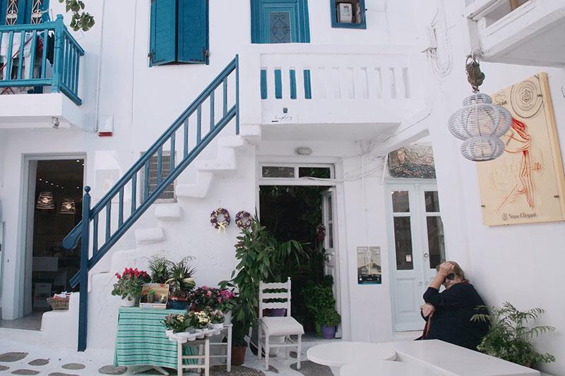 Гостиничный бизнес в Греции