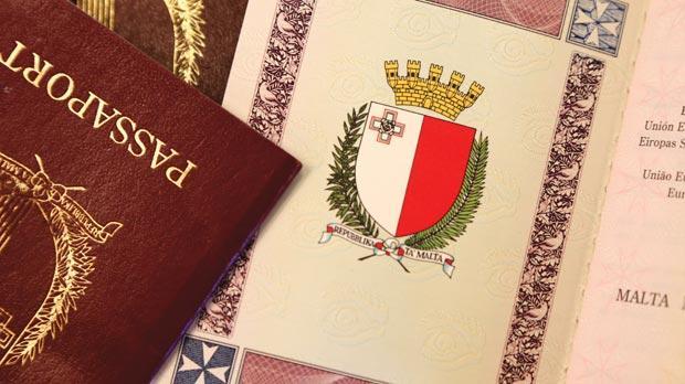 получить гражданство Мальты