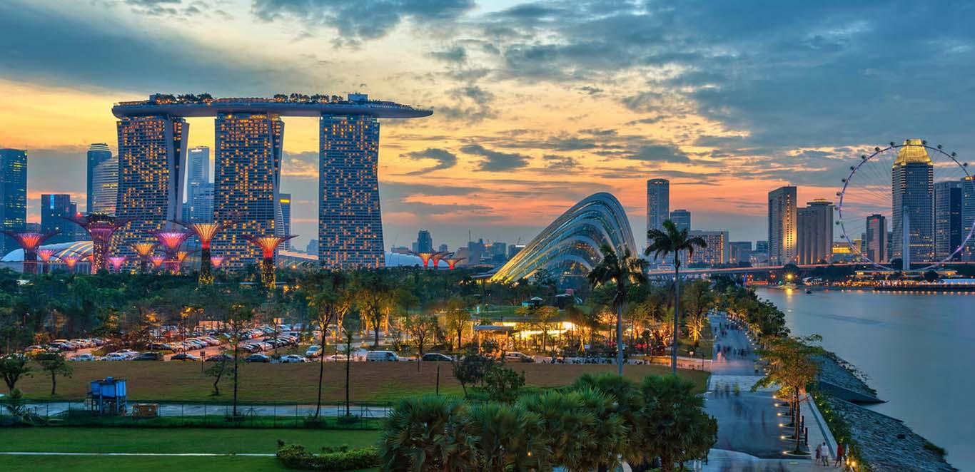 счета оффшорной компании в Сингапуре