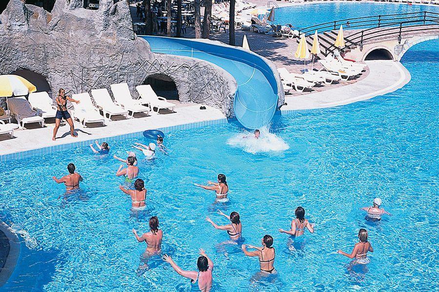 Преимущества клубного отеля в Анталии
