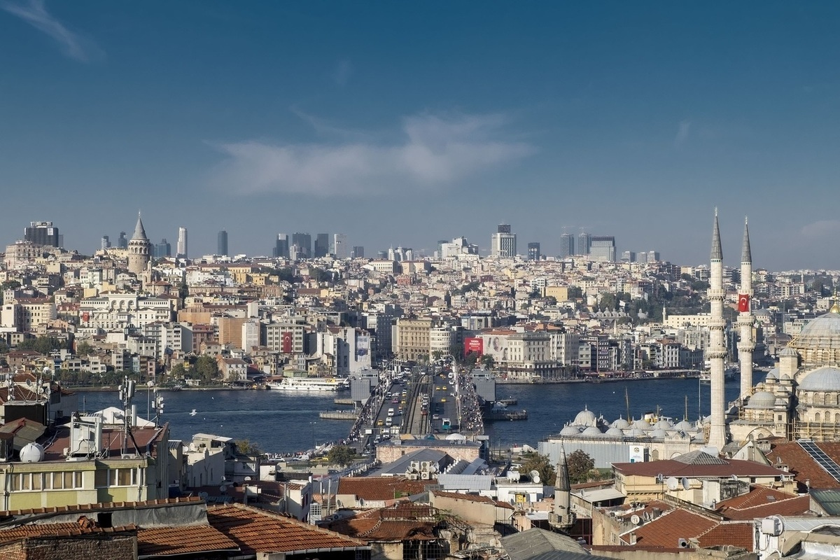 Регистрация бизнеса в Турции