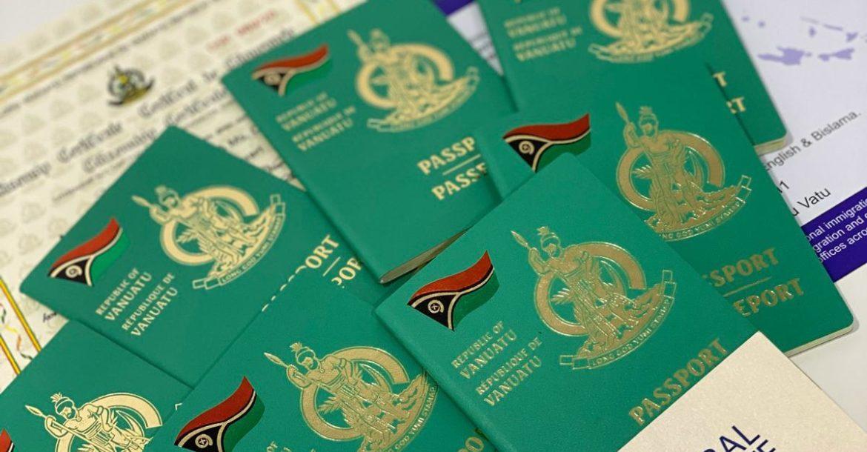 гражданство Вануату за деньги дистанционно