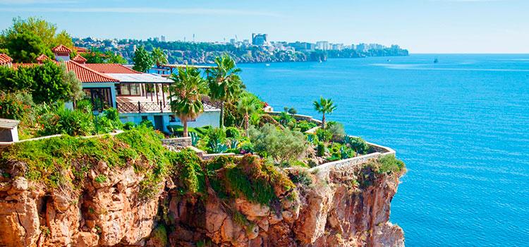 Как получить ВНЖ Турции через покупку недвижимости в Анталии?