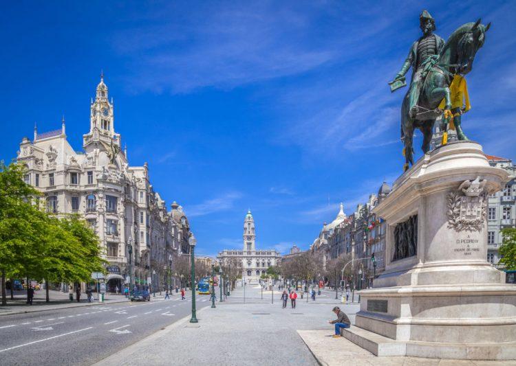 ситуация с ВНЖ в Португалии