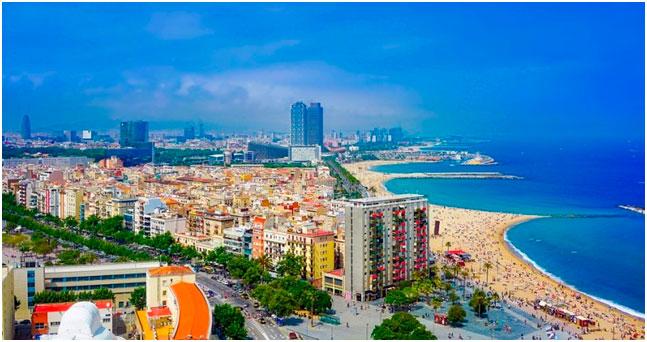 Барселоны с правом на получение испанского ВНЖ