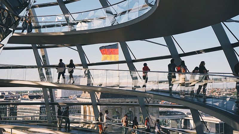 налог в Германии