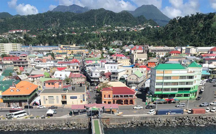 Личный счет удалённо в банке Доминики