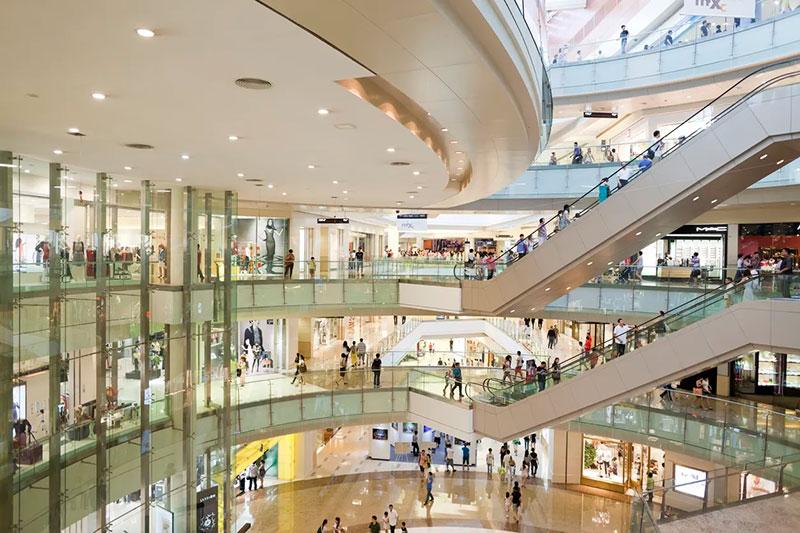 Купить недвижимость в Германии — современный торговый центр — 9 000 000  EUR