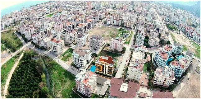 ВНЖ Турции при покупке недвижимости: пентхаусы в элитном комплексе в Анталии – от 124 000 EUR