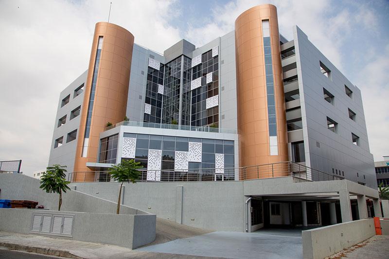 Бизнес-центр WAYWIN PLAZA в Лимассоле