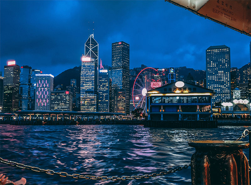 открытия представительства в САР Гонконг