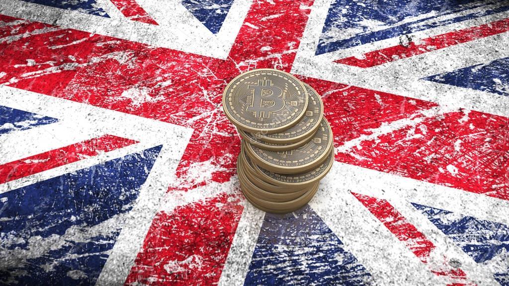 Крипто деятельность в Англии