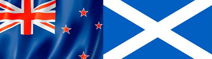 Ограниченное партнерство Новой Зеландии или Шотландское LP