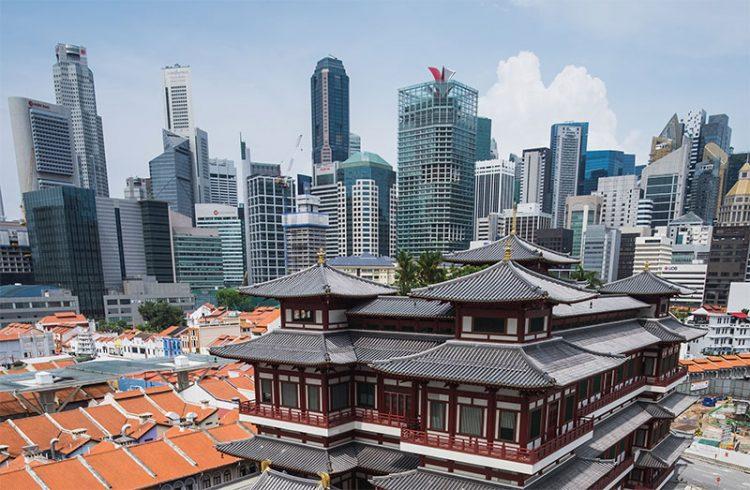 Счет в банке Сингапура удаленно