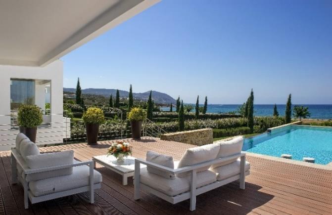 вилла на Кипре Akamas Bay Villas