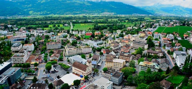 Corporate Account with a Liechtenstein