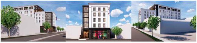 отель известного бренда в Чарльстоне
