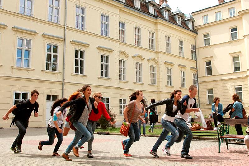 Школьное образование в Австрии
