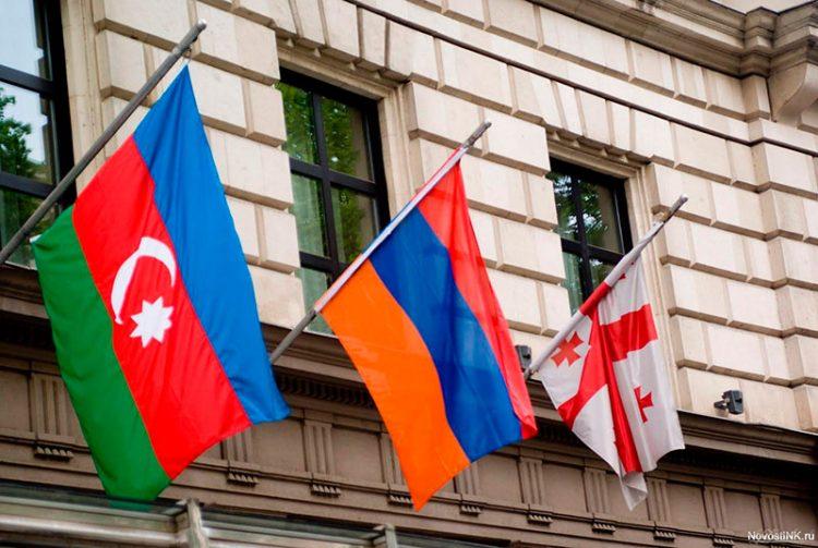 Армения, Грузия, Азербайджан, банки