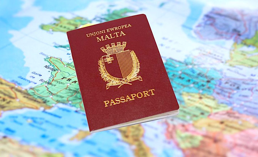 подать заявку на мальтийский паспорт