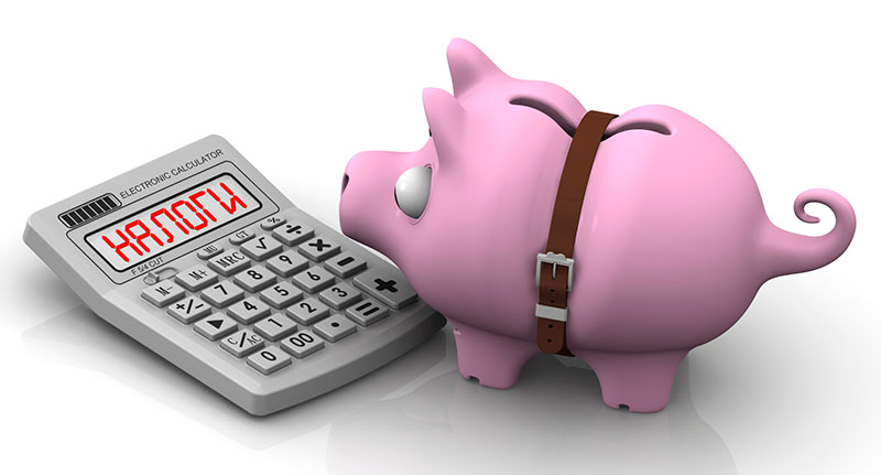 экономические коррективы в налогообложение