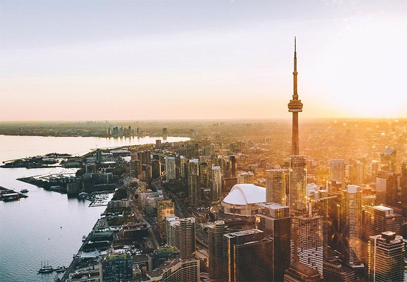 партнерства в Канаде и открытия счета