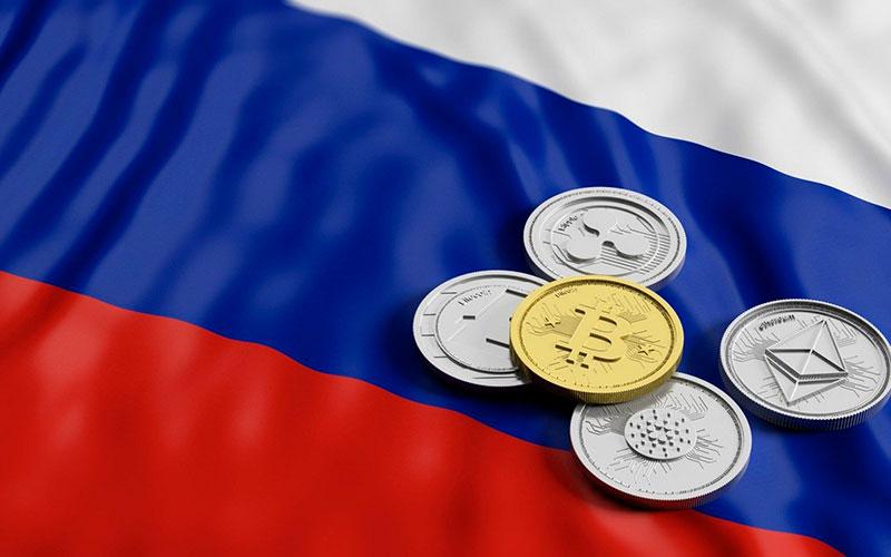 использование криптовалют в России