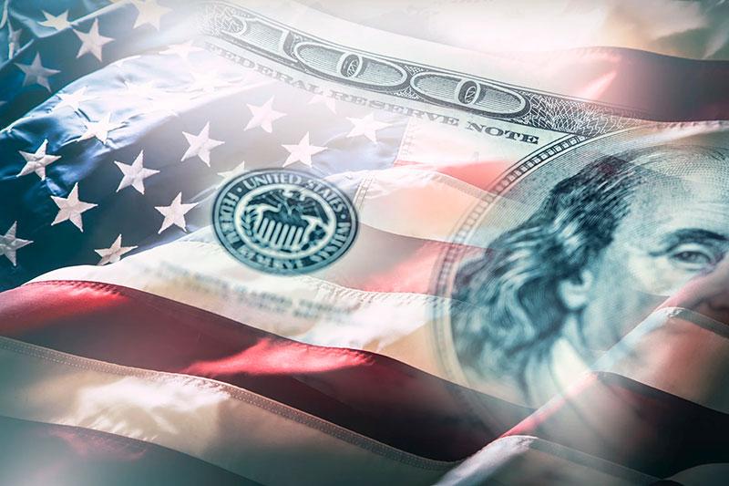 счета в США